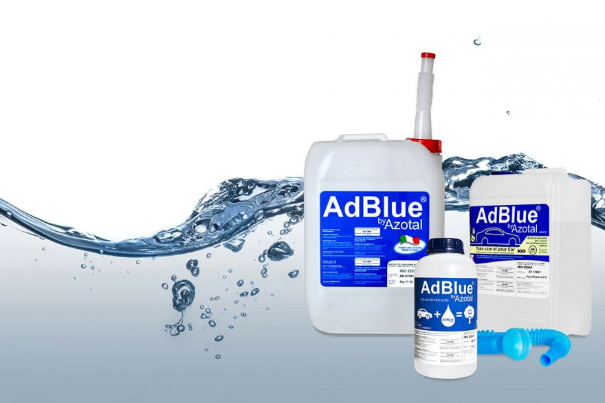 Vendita additivo ADBLUE