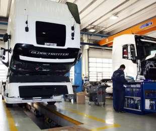 Riparazioni in garanzia veicolo industriali Volvo e Daf