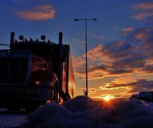 Vita sedentaria e camionisti: l'eterno problema!